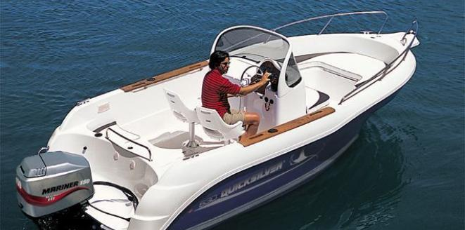 Quicksilver Commander 630 Neuboot