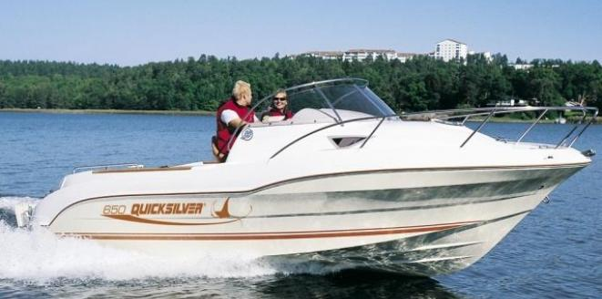 Quicksilver Cruiser 650 Neuboot