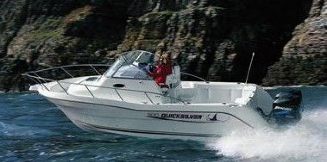 Quicksilver Offshore 900 Neuboot