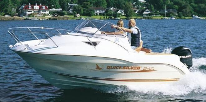 Quicksilver Cruiser 540 Neuboot
