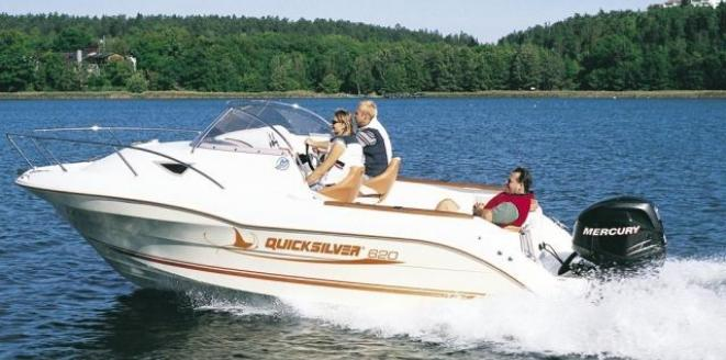 Quicksilver Cruiser 620 Neuboot