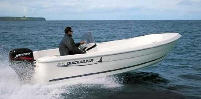 Quicksilver Fish 500 Neuboot