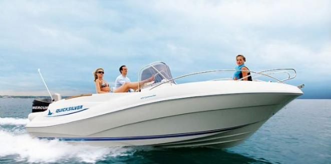 Quicksilver Commander 635 Neuboot