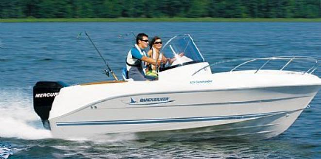 Quicksilver Commander 525 Neuboot
