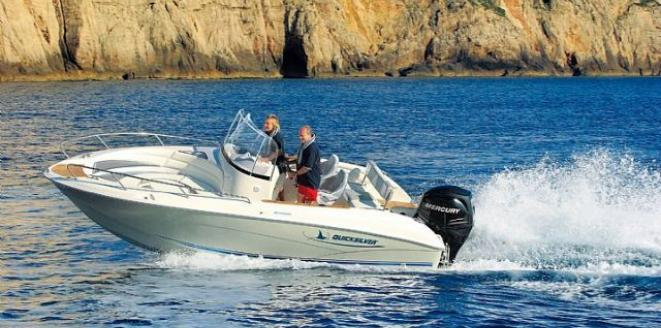 Quicksilver Commander 600 Neuboot