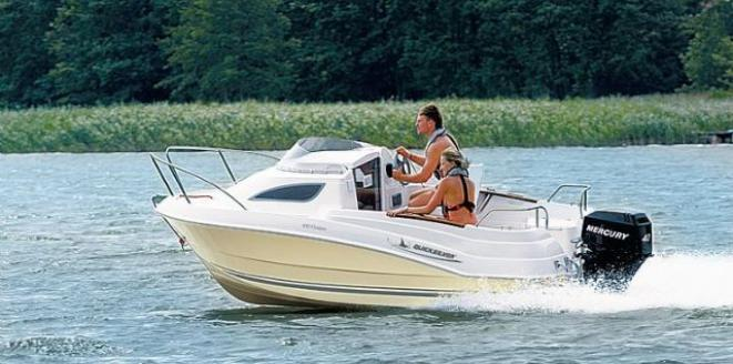 Quicksilver Cruiser 430 Neuboot