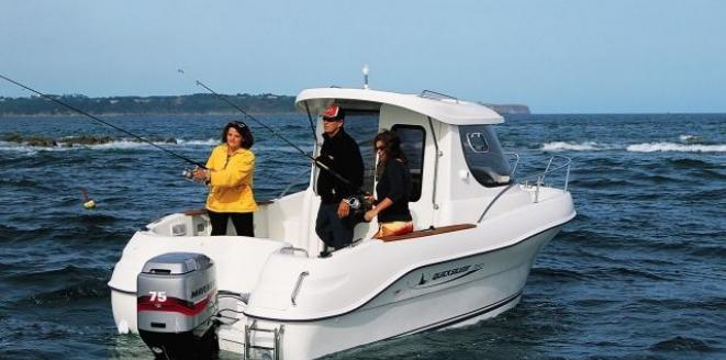 Quicksilver 580 Pilothouse Neuboot