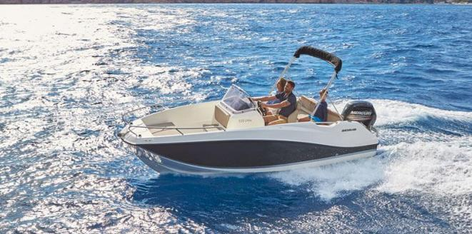 Quicksilver Activ 555 Open Neuboot