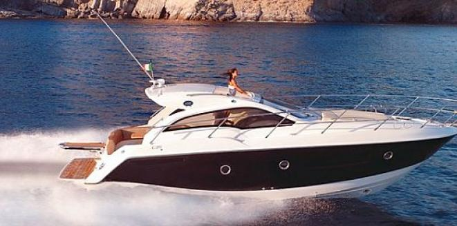Sessa Cruiser C 35 Sport Coupe Neuboot