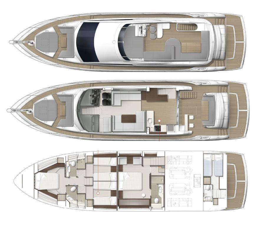 Layout Sunseeker Manhattan 66