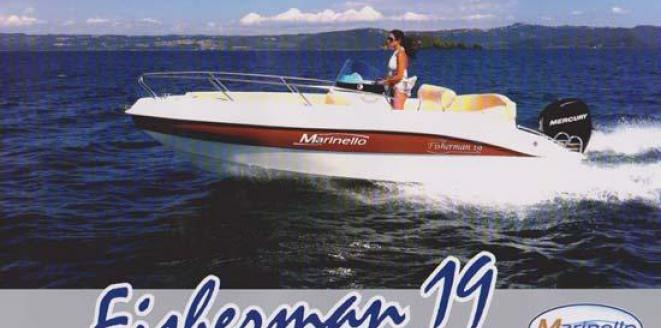 Marinello Fisherman 19 Neuboot