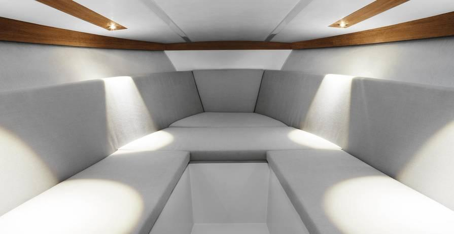 Exterior Frauscher 858 Fantom New Boat
