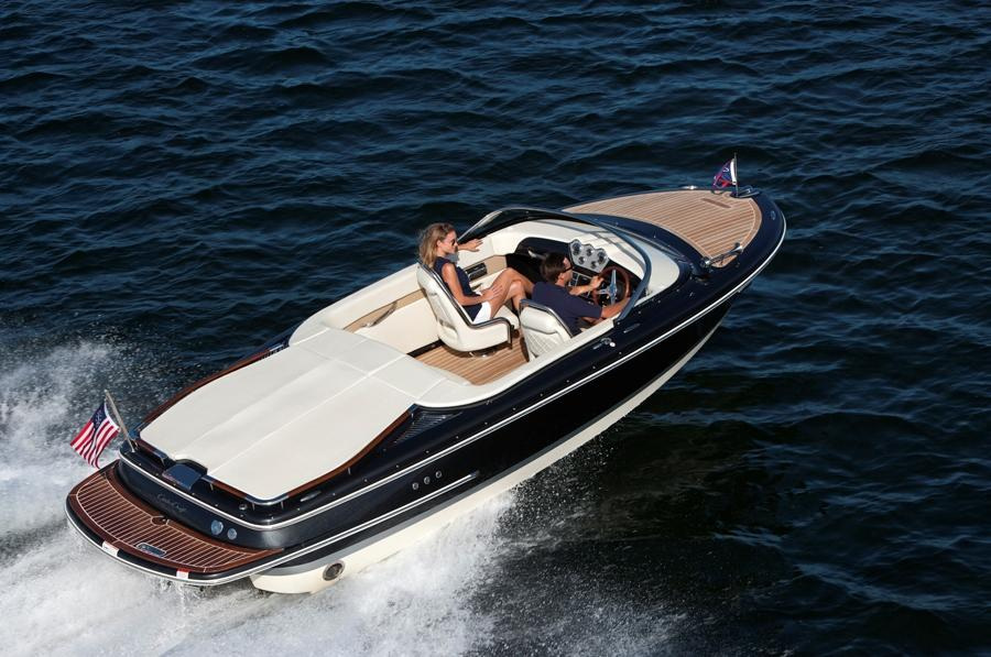 Exterior Chris Craft Capri 21 New Boat