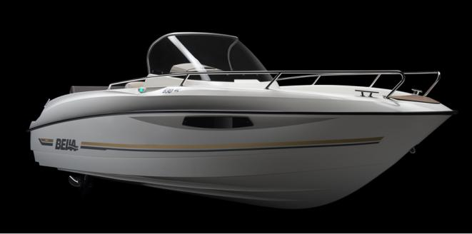 Bella Open Boat 630 RC Neuboot
