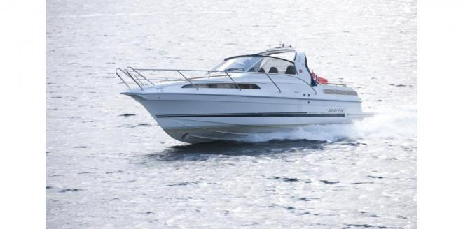 Boarncruiser 300 Sun Cruiser Marex New boat