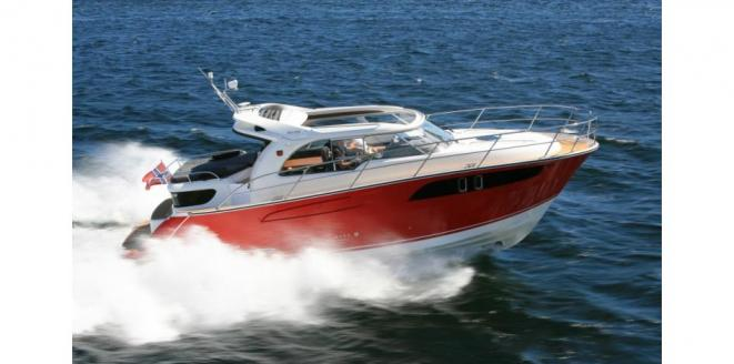 Boarncruiser 320 ACC Marex New boat