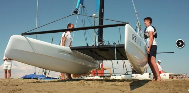 RS RS CAT 16 New Boat