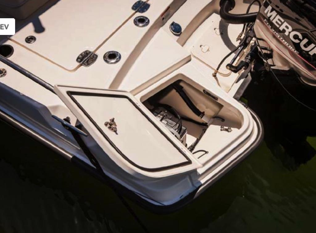 Aussenansicht Boston Whaler 210 Dauntless Neuboot