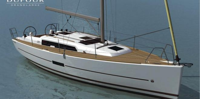 Dufour 350 Grand Large Neuboot