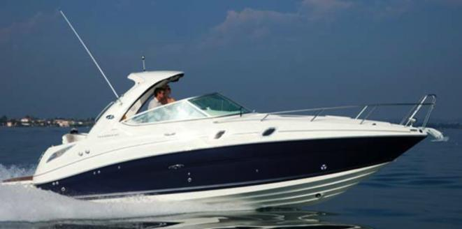 Sea Ray Sport Cruiser 305 Sundancer Neuboot