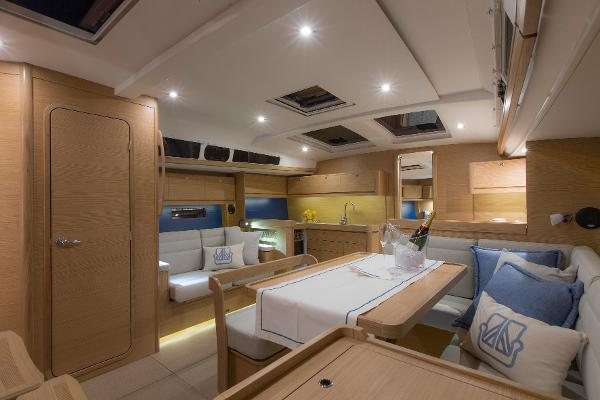 Exterior Dufour 460 Grand Large New Boat