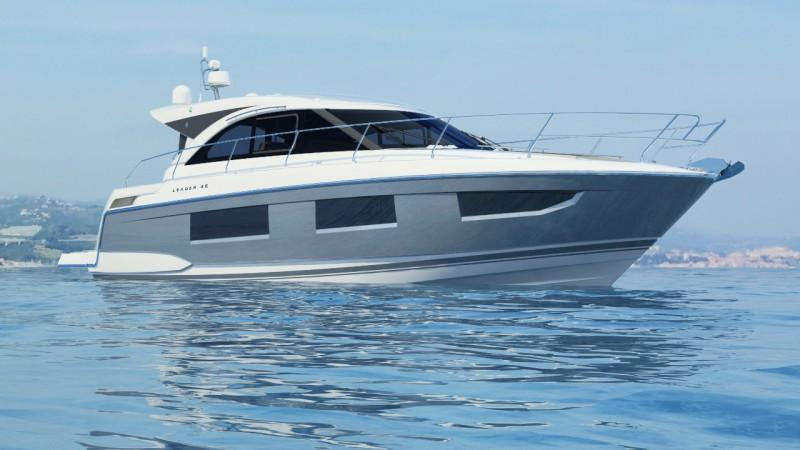 Exterior Jeanneau Leader 46 New Boat