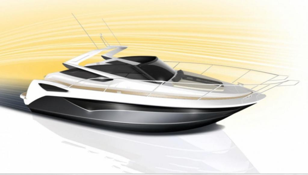 Exterior Galeon 305 Open New Boat
