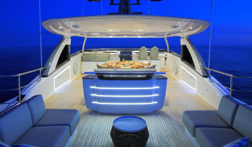 Exterior Princess 35M New Boat