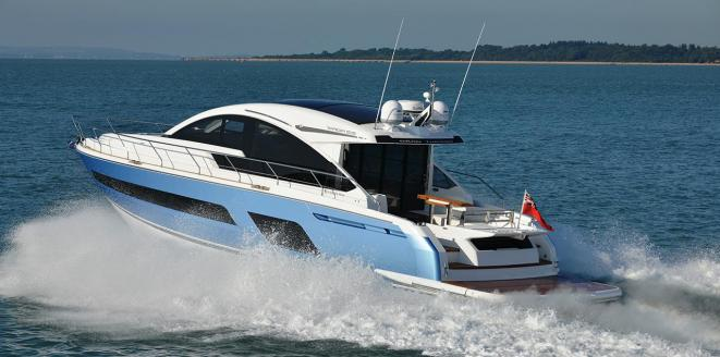 Fairline Targa 53 GT Neuboot