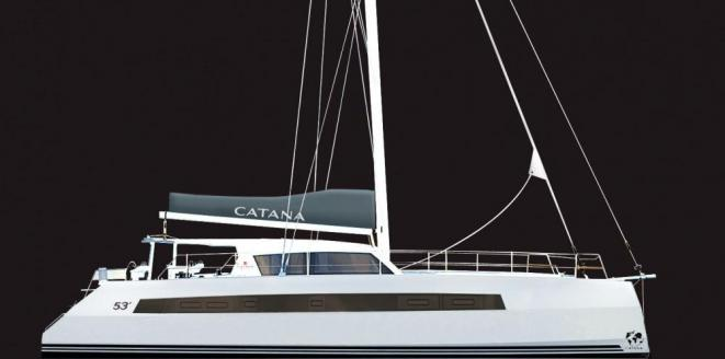 Catana 53 Neuboot