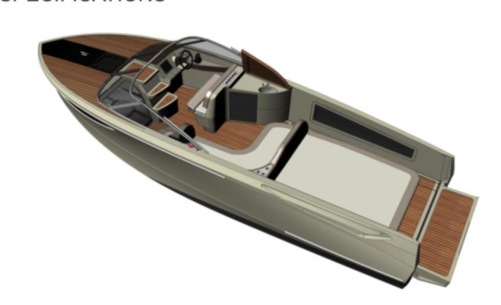 Layout Ganz Boats Ovation 7.6