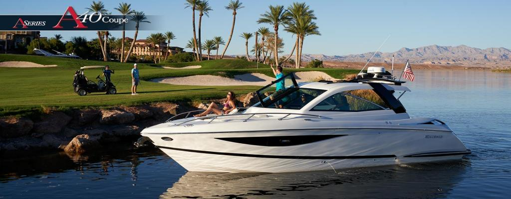 Exterior Cobalt A 40 Coupe New Boat