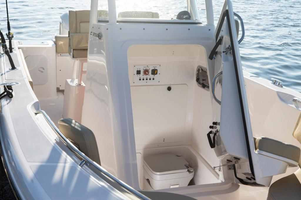 Exterior Pursuit Center Console C 238 New Boat