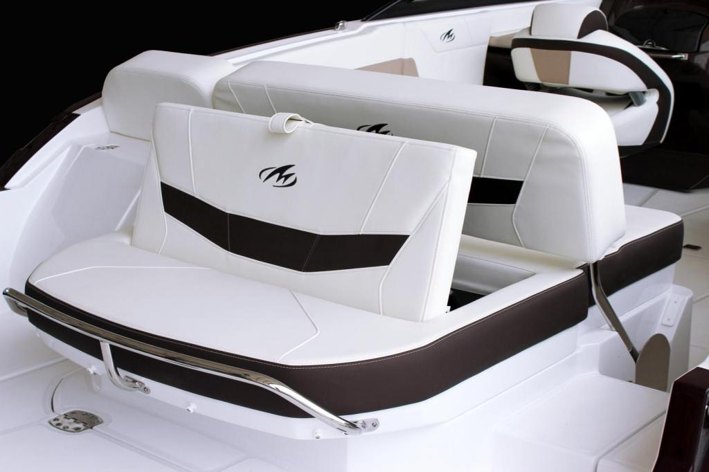 Exterior Monterey 258 SS New Boat