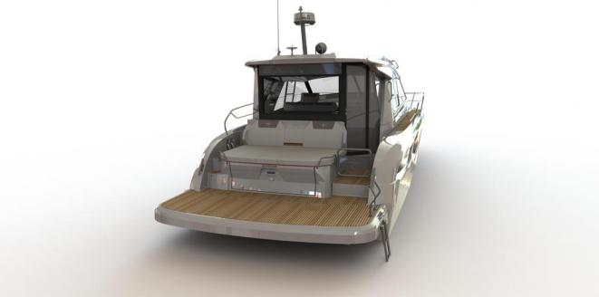 Bavaria New Sport 450 Open Neuboot