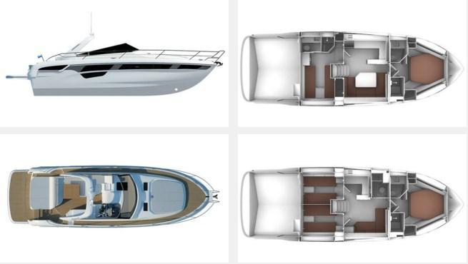 Layout Bavaria New Sport 450 Open