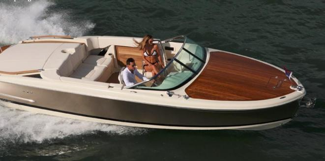 Chris Craft Capri 25 New boat