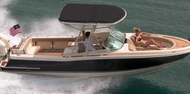 Chris Craft Calypso 26 New boat