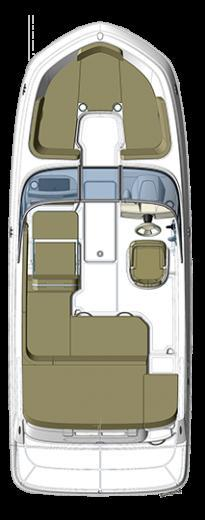 Layout Bayliner Bowrider VR5