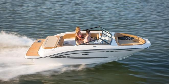 Sea Ray SPX 190 Neuboot