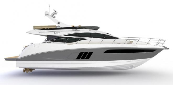 Sea Ray L590 Fly Neuboot