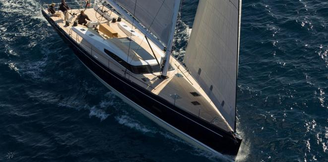 Advanced Yachts A66 Barca nuova