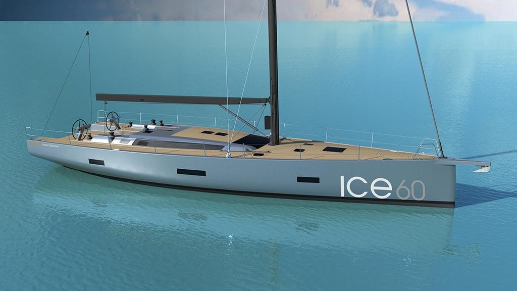 Exterior ICE 60 New Boat