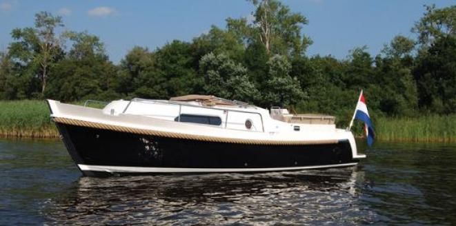 Interboat Intercruiser 28 Cabrio Neuboot