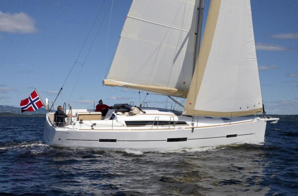 Exterior Dufour 412 Grand Large New Boat