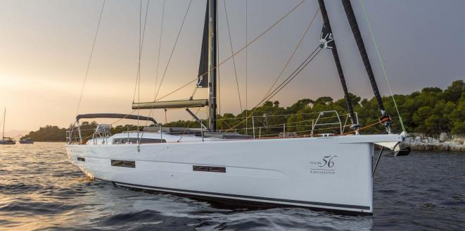 Dufour 56 Exclusive Neuboot