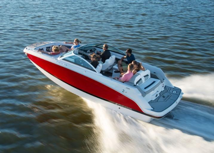 Exterior Four Winns HD 220 New Boat