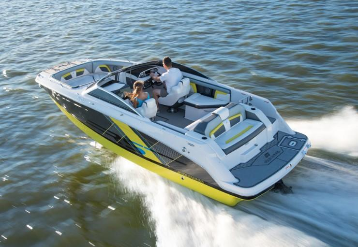 Exterior Four Winns HD 270 RS New Boat