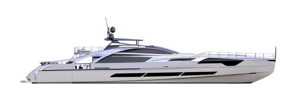 Layout Pershing 140