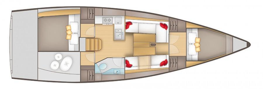 Layout Salona S 380